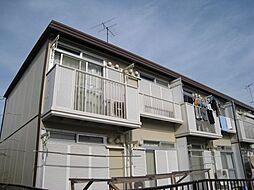 西鶴間コート[102号室号室]の外観