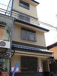 京都府京都市下京区下三之宮町の賃貸マンションの外観