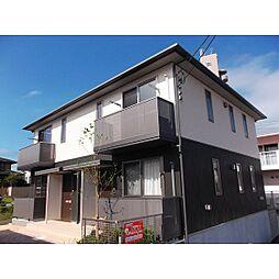 山口県下関市稗田西町の賃貸アパートの外観