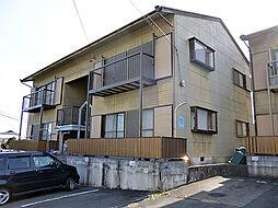 コーポ駅部田[106号室]の外観