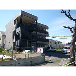 愛知県名古屋市天白区境根町の賃貸アパートの外観