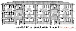 D-room阿恵I[2階]の外観