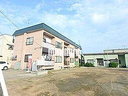 川井荘[2階]の外観