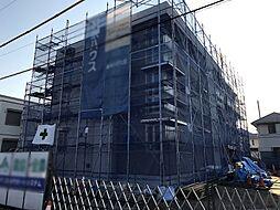 仮称)アメニティー藤沢市石川新築マンション[1階]の外観