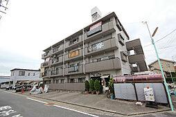 愛知県名古屋市中川区小本1丁目の賃貸マンションの外観