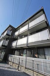 埼玉県川口市桜町1丁目の賃貸マンションの外観