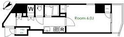 ステージファースト三軒茶屋[2階]の間取り