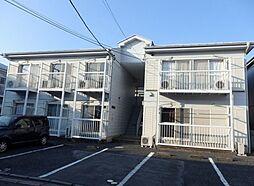 東京都江戸川区東葛西8の賃貸アパートの外観