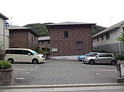 [タウンハウス] 兵庫県神戸市北区谷上西町 の賃貸【兵庫県 / 神戸市北区】の外観