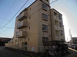 マンションOM[302号室]の外観