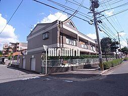 エイトハウスA[1階]の外観