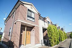 福岡県福津市花見の里3丁目の賃貸アパートの外観