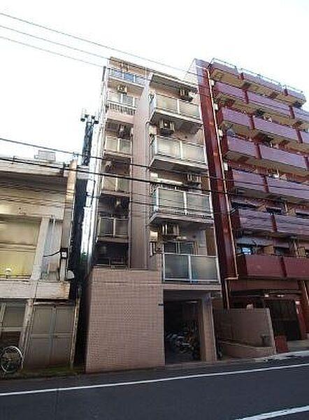 マリオン浅草III[4階]の外観