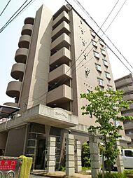 愛知県名古屋市瑞穂区洲雲町3丁目の賃貸マンションの外観