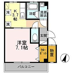 南松本駅 5.3万円