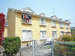ハイツ吉田 A棟[2階]の外観