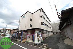 大阪府東大阪市御厨中2丁目の賃貸マンションの外観