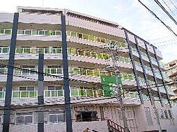 神奈川県川崎市高津区新作3丁目の賃貸マンションの外観