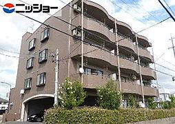 ソシエ2002[3階]の外観