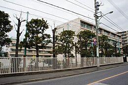大田区立中萩中小学校まで514m
