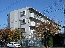 福岡県糟屋郡粕屋町大字長者原の賃貸マンションの外観