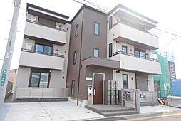 埼玉県さいたま市緑区美園3丁目の賃貸アパートの外観