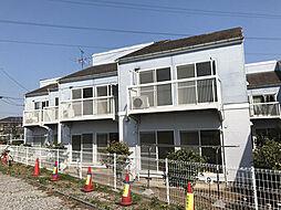 東京都府中市西府町2丁目の賃貸アパートの外観