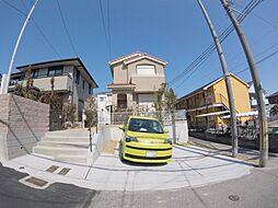 [一戸建] 兵庫県西宮市上甲東園6丁目 の賃貸【/】の外観