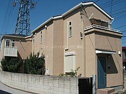 西武多摩川線 多磨駅 徒歩3分の賃貸アパート