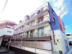 埼玉県朝霞市北原1の賃貸マンションの外観