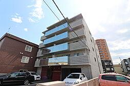 北海道札幌市北区北三十一条西6丁目の賃貸マンションの外観