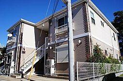 千葉県浦安市堀江4丁目の賃貸アパートの外観