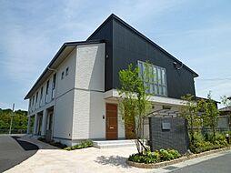 滋賀県栗東市小野の賃貸アパートの外観