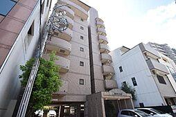 万宝マンション[5階]の外観