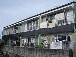 三重県津市野崎垣内岩田の賃貸アパートの外観