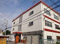 マンション武庫川[2階]の外観