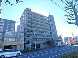 キャリーハイツFUNAKIII[6階]の外観