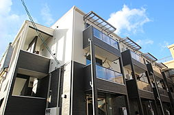 広島県広島市中区吉島町の賃貸アパートの外観