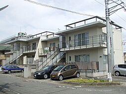 CITY HOUSE[104号室]の外観