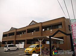 グランフォースMOCO[102号室]の外観