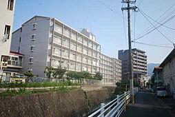 福岡県大野城市下大利2丁目の賃貸マンションの外観