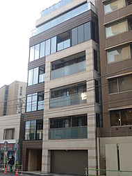東京都港区西麻布3丁目の賃貸マンションの外観