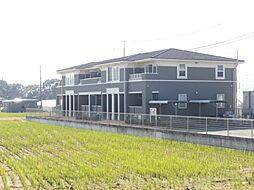 和歌山県紀の川市畑野上の賃貸アパートの外観