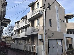 ベルトピア新松戸[1階]の外観