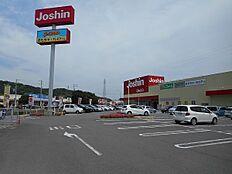 ジョーシン和歌山北店まで866m