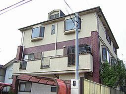 兵庫県西宮市分銅町の賃貸マンションの外観