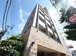 愛知県名古屋市中村区鳥居通2丁目の賃貸マンションの外観