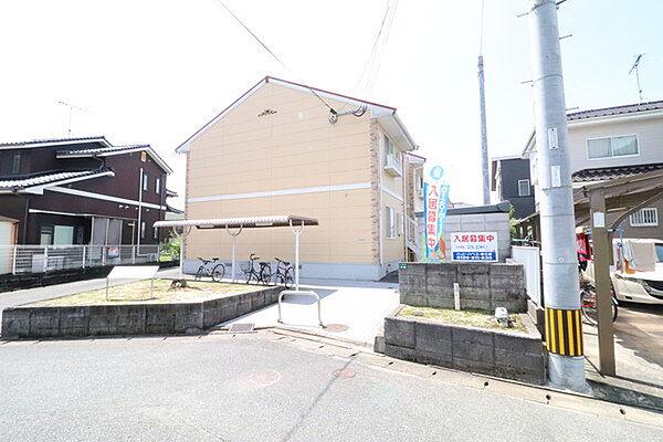 福岡県大野城市乙金3丁目の賃貸アパート