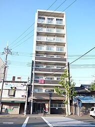 京都府京都市下京区朱雀北ノ口町の賃貸マンションの外観