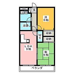 井野駅 4.3万円
